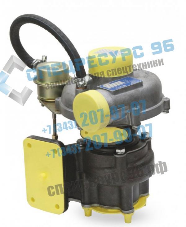 Турбокомпрессор ТКР- 6.1 (06) (с клапаном)