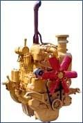 Двигатель Д-180.101-4 (65-14-029СП)