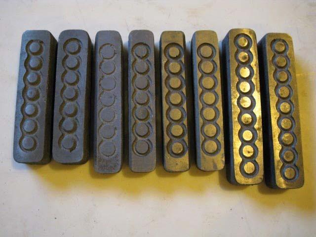 Плиты скольжения (комплект) МКТ-25 Ульяновец