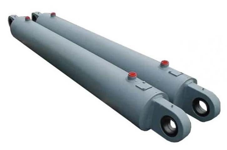 Гидроцилиндр рукояти ЦГ-125.90х1400.11