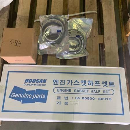 65.99601-8042CC Комплект прокладок полный Doosan (дв. ISUZU 4HK-1)