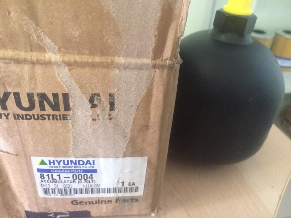 Гидроаккумулятор Hyundai 81L1-0004