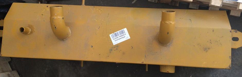 Бак расширительный 701.13.11.000-1 трактора К-701 (дв. ЯМЗ-240)