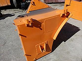 Бак топливный 700А.11.00.010-1 трактора К-700А, К-701 (правый)