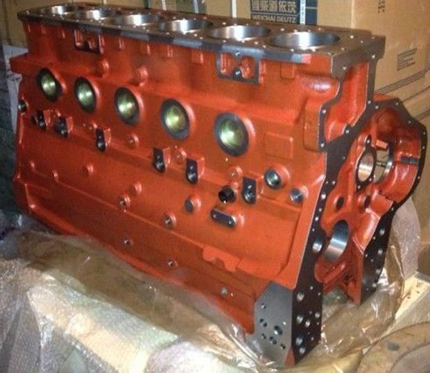 Блок цилиндров двигателя TD226/TBD226 Deutz (Дойц)