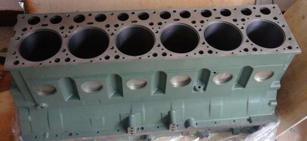 Блок цилиндров двигателя WP6G125 Deutz (Дойц)