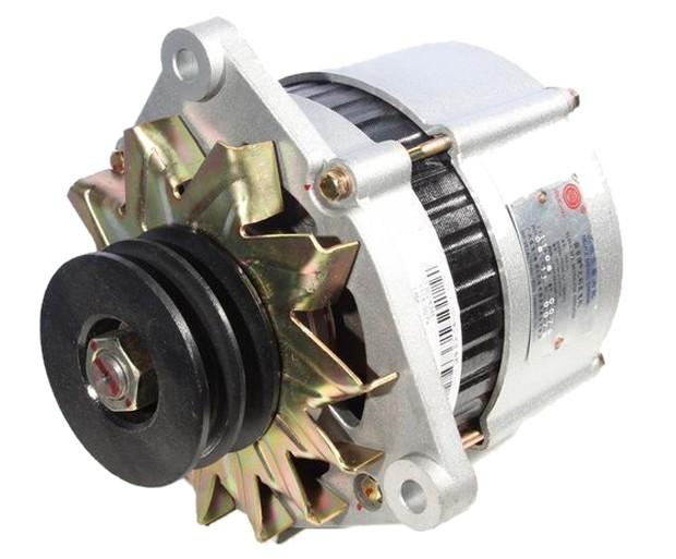 Генератор JFZ2501, JFZ2517B2 (28V, 55A) двигателя TD226 Deutz (Дойц)