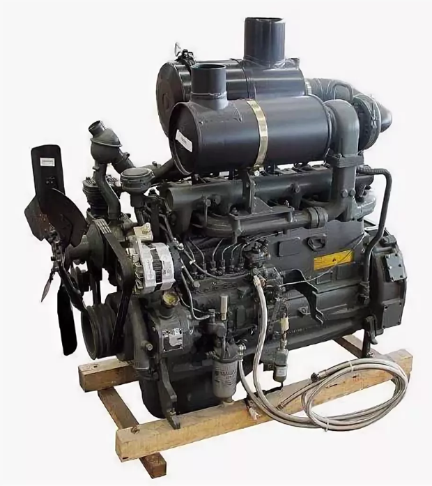 Двигатель Weichai-Deutz (Дойц) WP6G125E22/TD226B-6G Евро-2