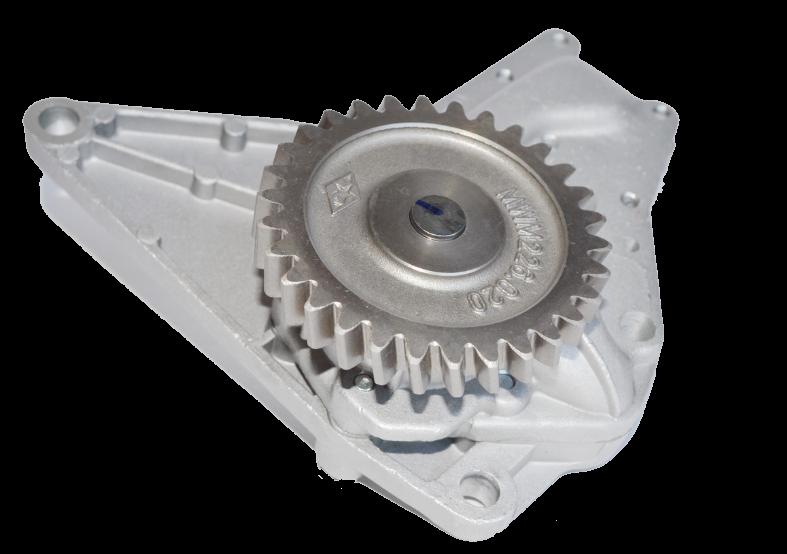 Насос масляный 12166779 двигателя TD226В, WP4, WP6 Deutz (Дойц)