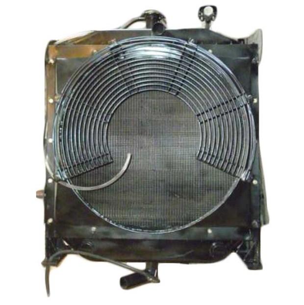 Радиатор водяной 4120000273 двигателя TD226, TBD226, WP6G Deutz (Дойц)