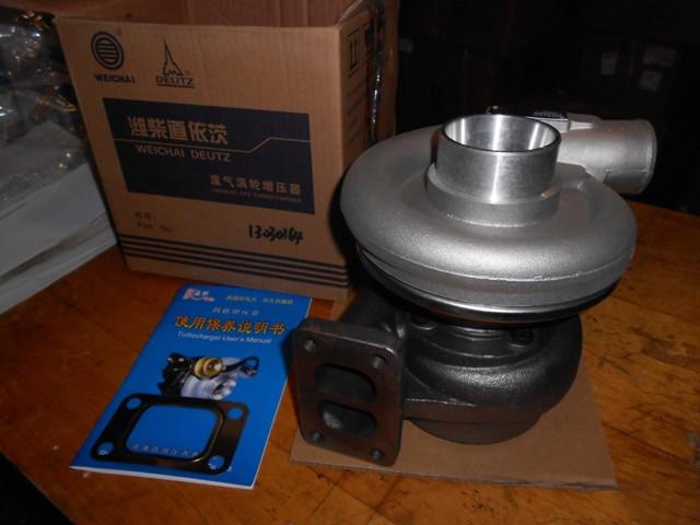 Турбокомпрессор 13030164 двигателя WP6G125, TD226 Deutz (Дойц)
