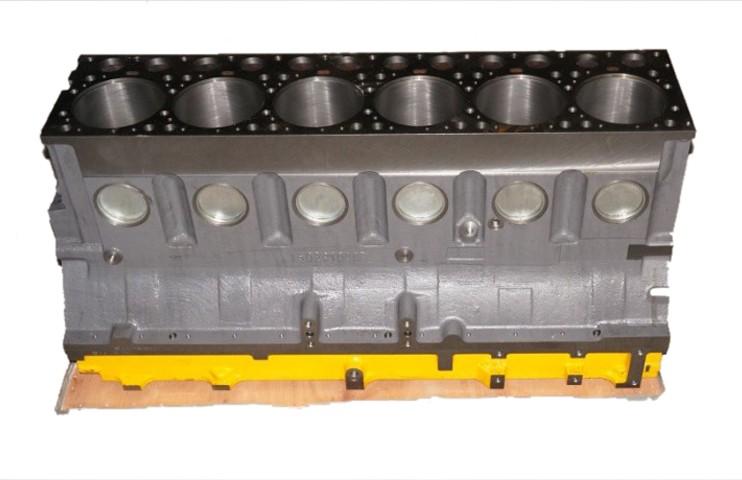 Блок цилиндров 612600900212 двигателя WP10 EGR Weichai (Вейчай)