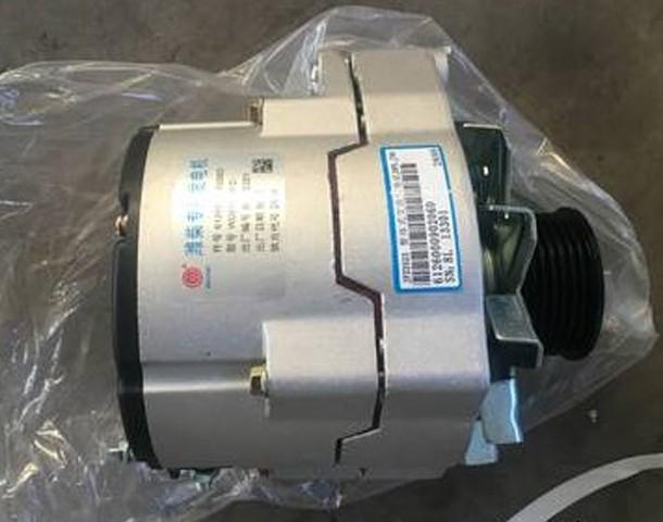 Генератор JFZ221G двигателя WD615 Weichai (Вейчай)