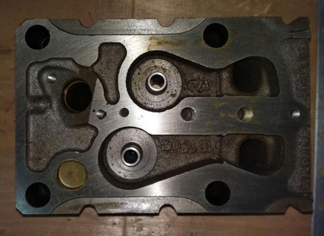 Головка блока цилиндров 61560040040 двигателя WD615, WD10 Weichai (Вейчай)