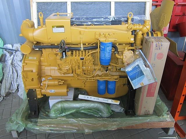 Двигатель WD10G220E11 Weichai (Вейчай)