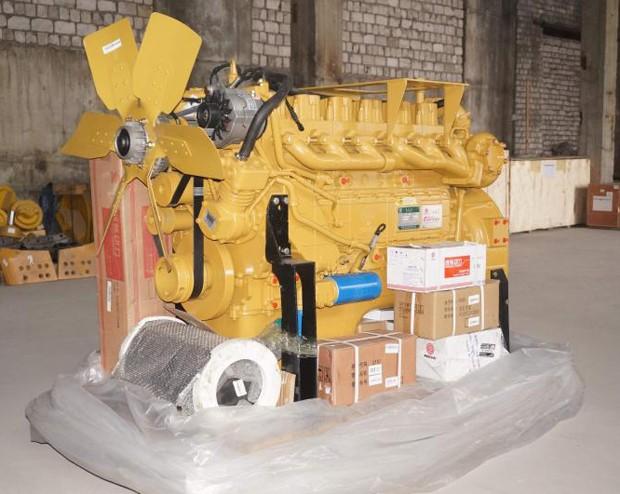 Двигатель WD10G220E23 Weichai (Вейчай)