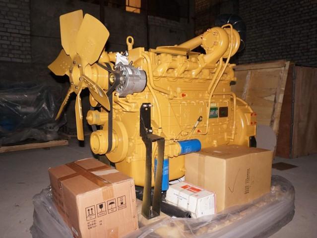 Двигатель WD615G.220 Weichai (Вейчай)