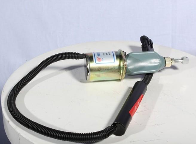 Клапан 612600180175 остановки двигателя WD10 Weichai (Вейчай)