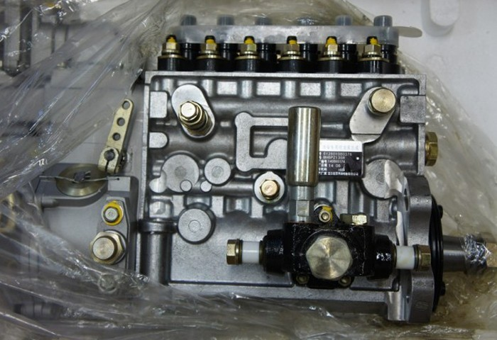 Комплект переоборудования с Евро-3 на Евро-2 двигателя WP12 Weichai (Вейчай)