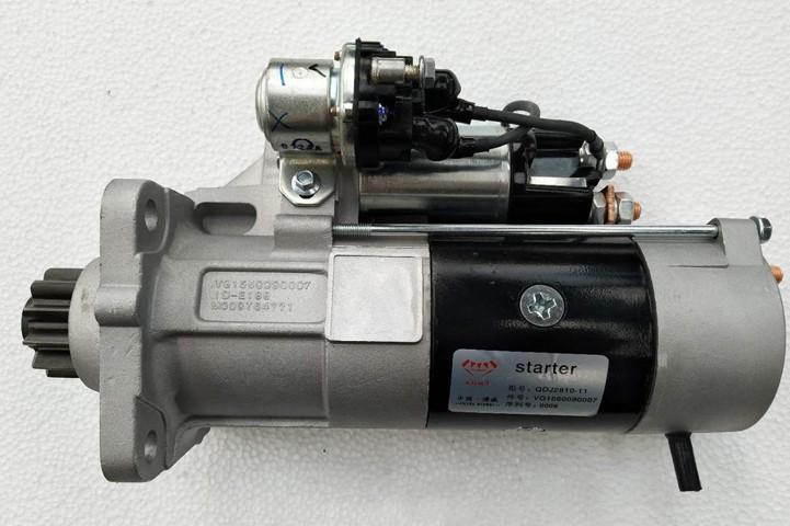 Стартер STI4435 двигателя WD615/WD618 Weichai (Вейчай)