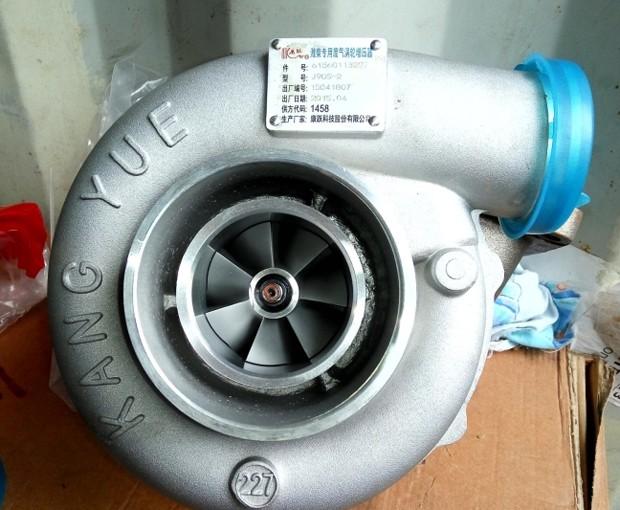 Турбокомпрессор J90S-2 двигателя Weichai (Вейчай)