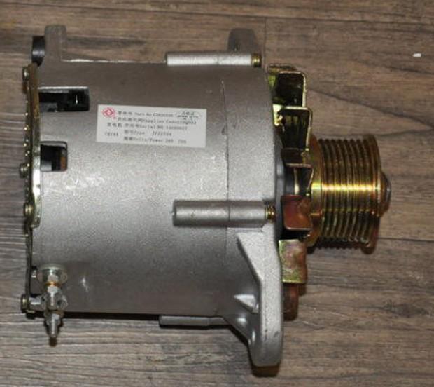 Генератор C3935530, JFZ2704 двигателя 6CTA8.3 Cummins (Камминз)
