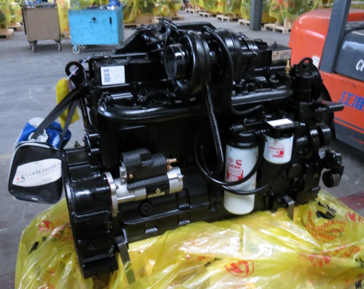 Двигатель 6CTA8.3-C215 Cummins (Камминз) Евро-2