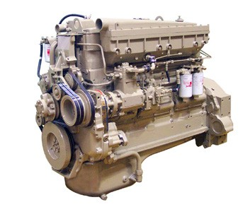 Двигатель 6LTAA8.9-C220 Cummins (Камминз) Евро-2