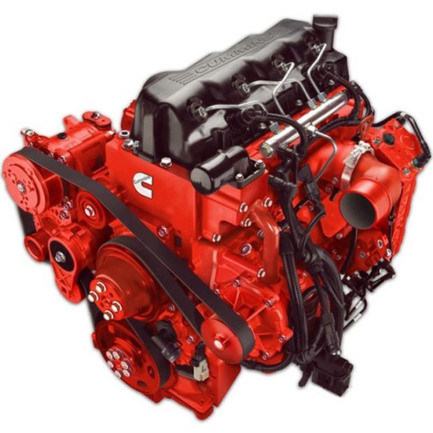 Двигатель ISF3.8 (3154104) Cummins (Камминз) Евро-3