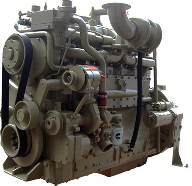 Двигатель KTA19-C525 Cummins (Камминз) Евро-2