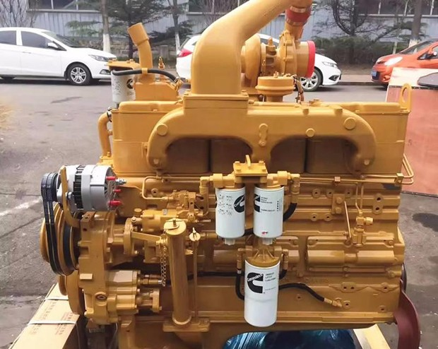 Двигатель NT855-C280S10 Cummins (Камминз) Евро-2