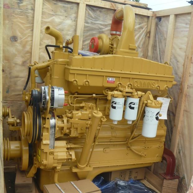 Двигатель NTA855-C360S10 Cummins (Камминз) Евро-2