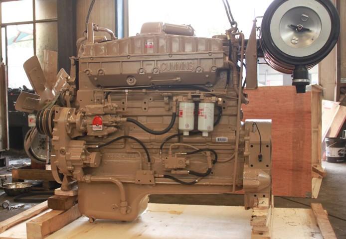 Двигатель NTA855-C450 Cummins (Камминз) Евро-2