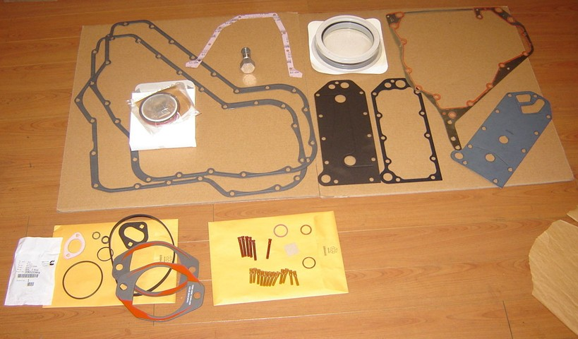 Ремкомплект 3800558 / 3802389 двигателя 6CTA8.3 Cummins (Камминз)