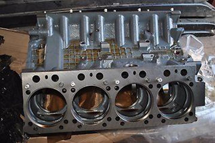 Блок цилиндров 430-1002114 двигателя YC6J125Z-T20 Yuchai (Ючай)