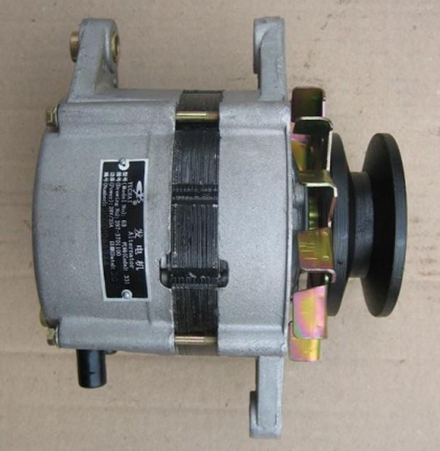 Генератор 6105QA-3701010A двигателя YC6B125/YC6108 Yuchai (Ючай)