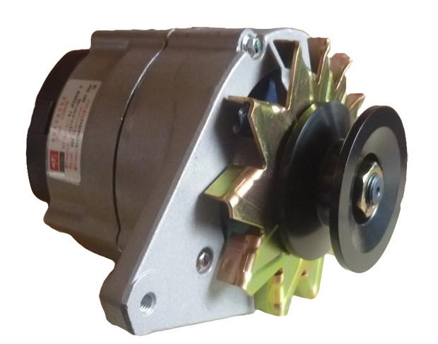 Генератор J3217-3701100 двигателя YC6B125/YC6108 Yuchai (Ючай)
