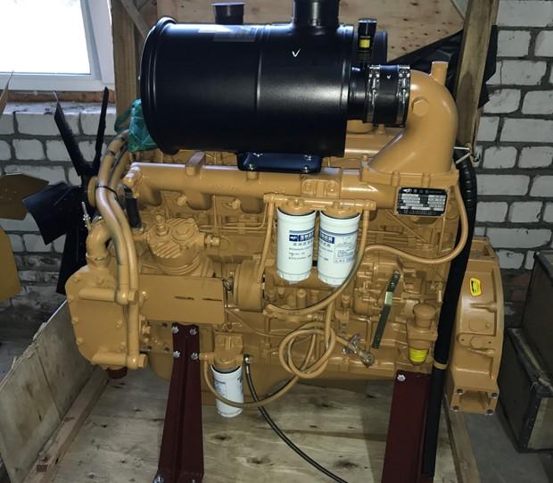 Двигатель YC6108G Евро-2 Yuchai (Ючай)