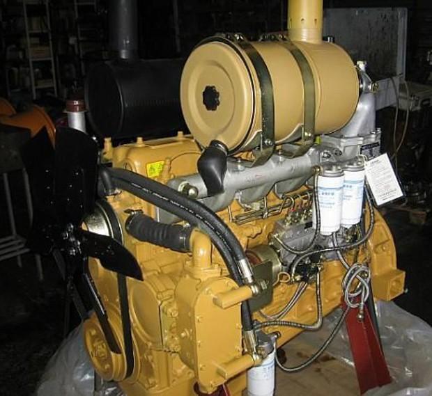 Двигатель YC6B125-T21 Евро-2 Yuchai (Ючай)