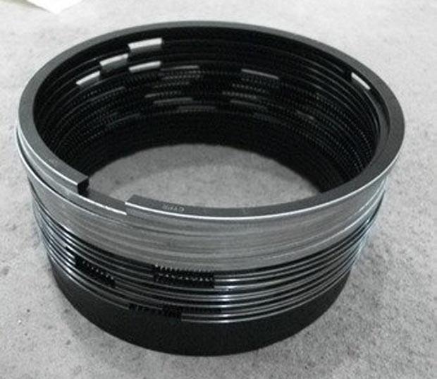 Кольца поршневые 330-1004016, 330-1004017B, 330-1004030 двигателя YC6108/YC6B125 Yuchai (Ючай)