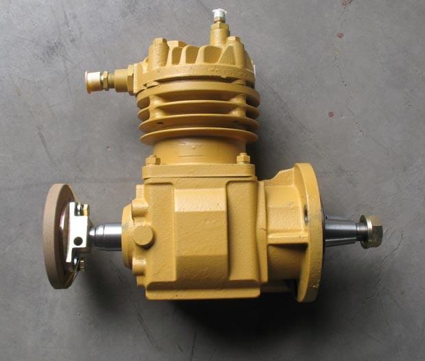 Компрессор 630-3509100A двигателя YC6108/YC6B125 Yuchai (Ючай)