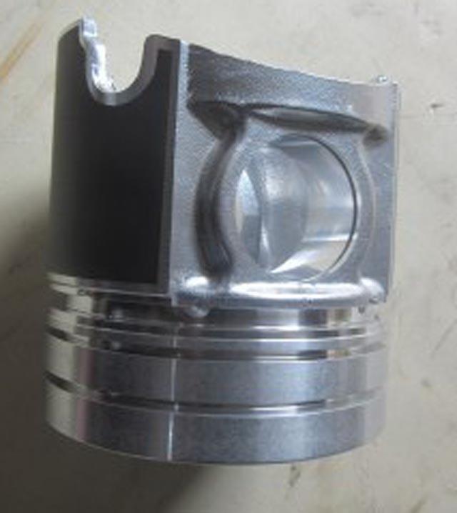Поршень 340-1004001, 330-1004015E двигателя YC6108/YC6B125 Yuchai (Ючай)