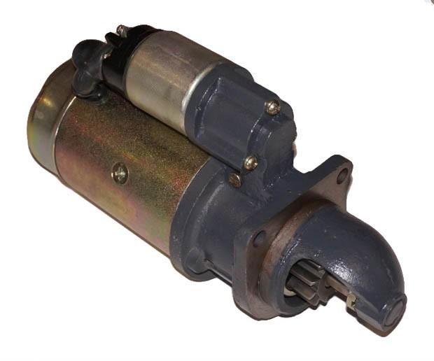 Стартер J630C-3708100A, 630-3708010A двигателя YC6108/YC6B125 Yuchai (Ючай)