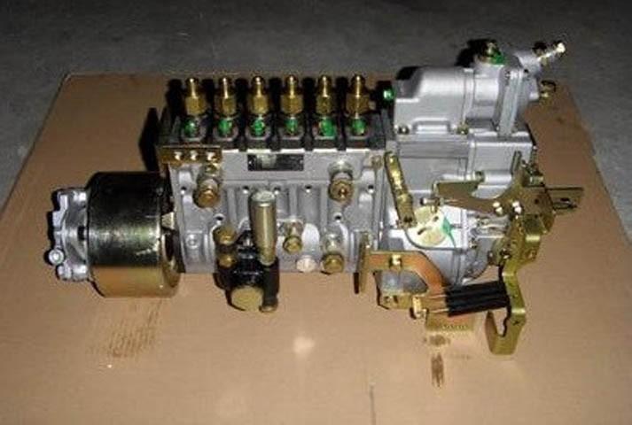 ТНВД J8000-1111100A-493 двигателя YC6J125 Yuchai (Ючай)