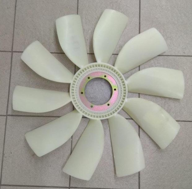 Вентилятор C16DB-16DB032+A двигателя D9-220 Shanghai (Шанхай)