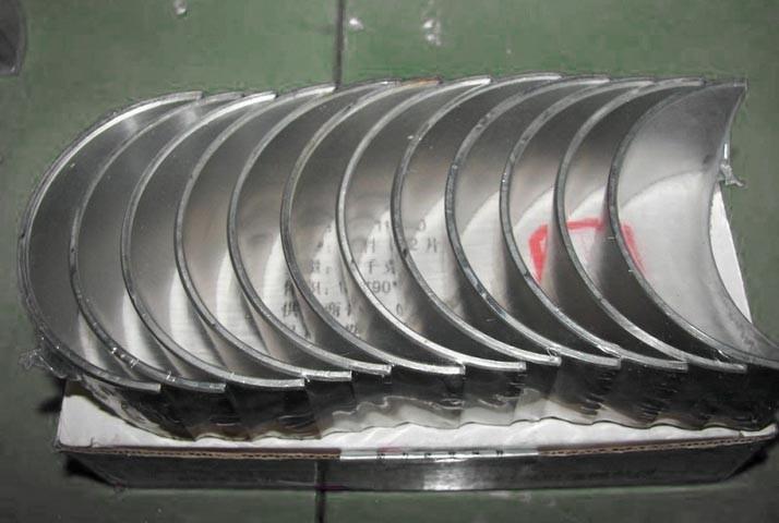 Вкладыши шатунные D05-113-30+A двигателя SC9D220 (D9-220) Shanghai (Шанхай)