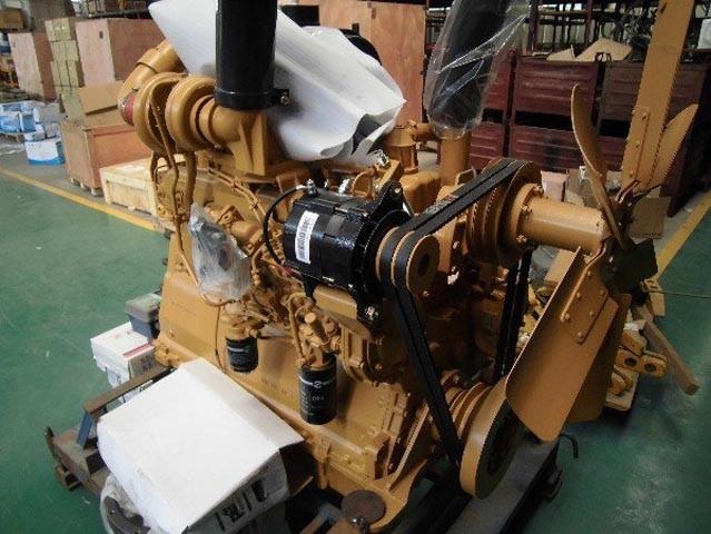Двигатель SC11CB184G2B1/C6121ZG57 Shanghai (Шанхай)