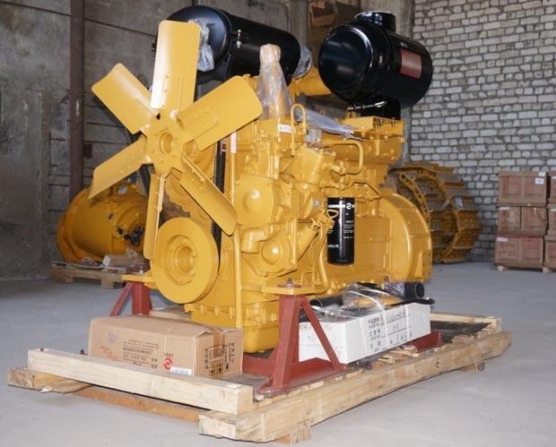 Двигатель SC11CB220G2B1/C6121ZG50 Shanghai (Шанхай) Евро-2