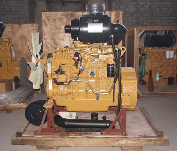 Двигатель SC9D220G2B1 Shanghai (Шанхай) Евро-2