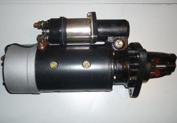 3T4586 Стартер C11AB+3T4586+A двигателя С6121, SC11 Shanghai (Шанхай)